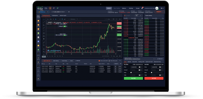 Multiply your crypto assets by investing on the most advanced trading platform ever made!